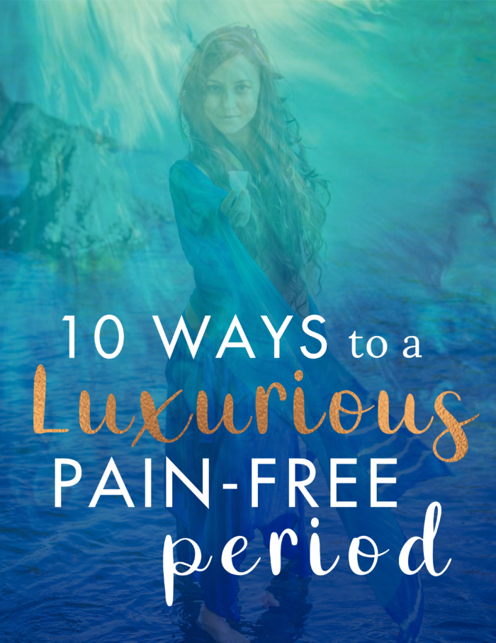 10 ways to a pain free period